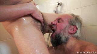 Idős pasi pornó
